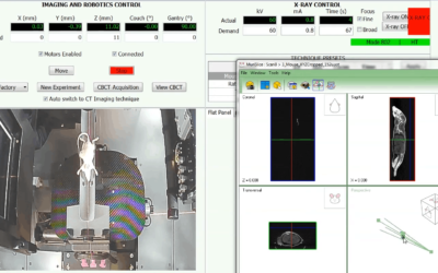 Xstrahl in Action: SARRP Assists in CBCT Radiotherapy