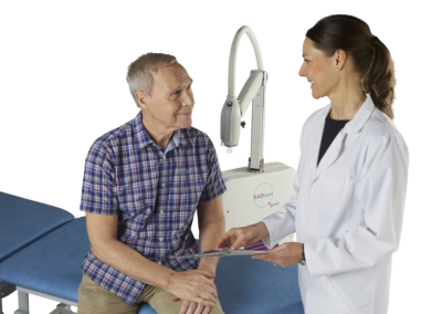 Office-Based Surface Radiotherapy for the Dermatology Clinic: A Two-Case Study